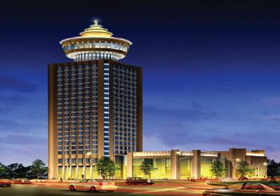 内蒙古巨华国际大酒店项目