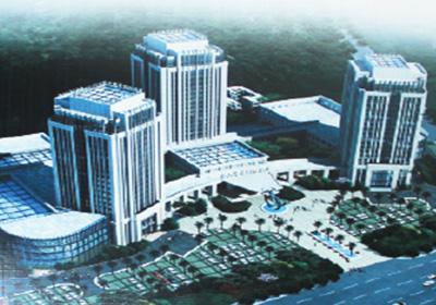 铜陵市金九维景国际大酒店项目