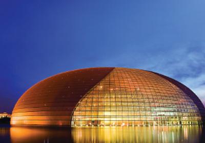 中国国家大剧院项目