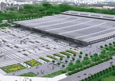 安徽省国际展览中心项目