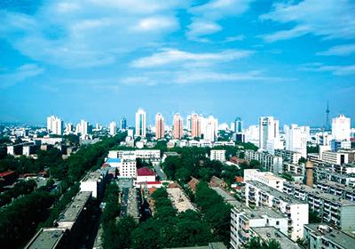 咸阳市智慧城市数字城管项目
