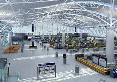 西安咸阳国际机场二期1