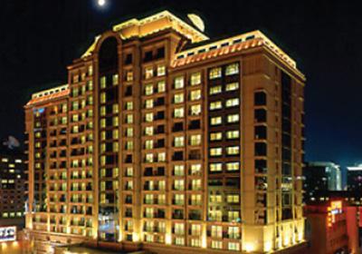 北京利山大廈酒店式公寓專案