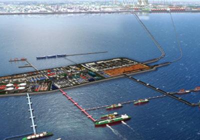 南通洋口港商務區集成專案