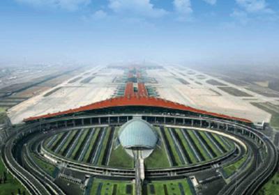 首都機場安防系統工程專案