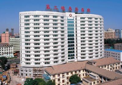 中國人民解放軍二炮總醫院項目