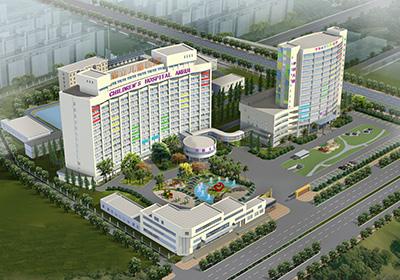 安徽省立兒童醫院項目