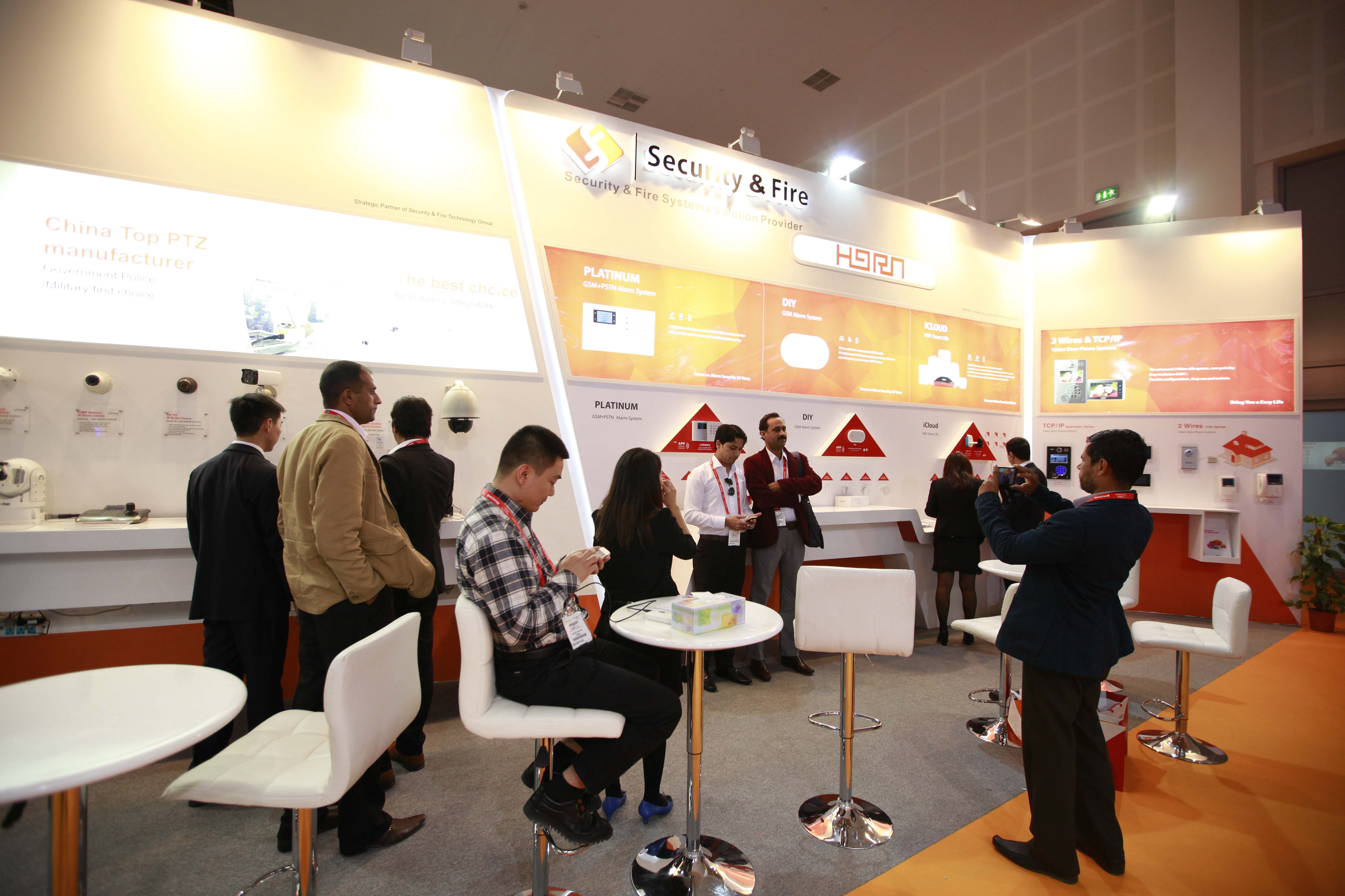 China Security & Fire puts on another spectacular show at Intersec Dubai 2015